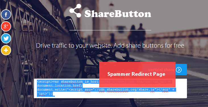 social-buttons-redirect